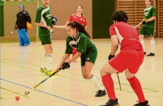 Hockey-Team belegt Platz 3 beim Jubiläumsturnier