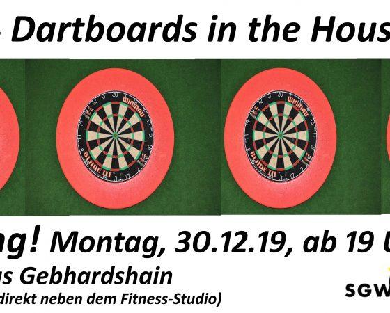 Dart Training am 30.12.2019