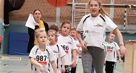 LA-Kids erfolgreich beim Hallensportfest in Altenkirchen