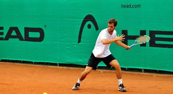 Tennis-Schleifchenturnier am 3.10.20