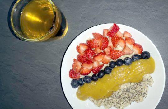 !! Fit @ Home !! Gesunde Ernährung für Zuhause