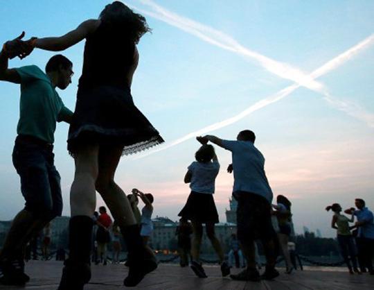 Tanzen ist Träumen mit den Füssen – Neuer Tanzkurs Gesellschaftstanz ab 22. August in Gebhardshain